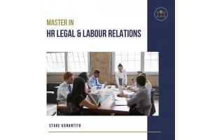 Master in HR Legal & Labour Relations - Bari